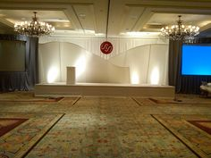 EventDrapery.com - Event Drapery Corporate Events » stage skirting
