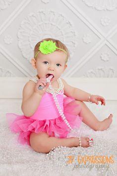 Neon headband. Baby girl headband. Baby girl photo shoot. Photo shoot headband. neon Green Baby Headbands Newborn Headband by BabyliciousDivas, $3.00