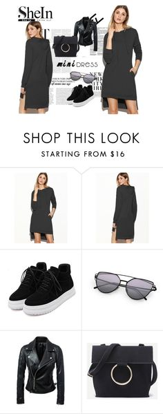 """""""mini dress"""" by tux-vij on Polyvore featuring WithChic"""