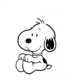 Baby snoopy...
