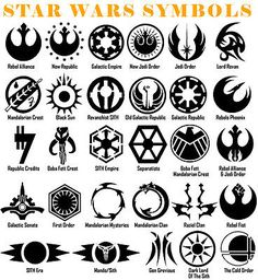 Details about StarWars Symbols Vinyl Decal Sticker Door Window Star Wars Galactic USA Seller The Galactic Empire, also known as the New Order, the First Galactic Empire, the Order or simply the Empire, and later the Old Empire was the government that rose Star Wars Trivia, Simbolos Star Wars, Star Wars Facts, Star Wars Fan Art, Star Wars Logos, Star Wars Poster, Disney Star Wars, Star Wars Tattoo, Star Tattoos