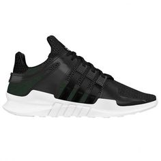 huge selection of e5da0 8c2b2 Zapatillas Eqt Support Adv Negra de Adidas Original