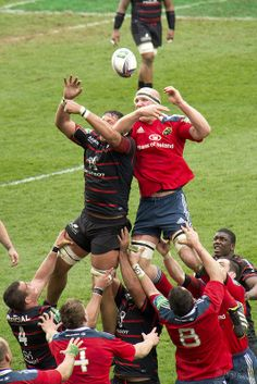 Paul O'Connell Contested Lineout
