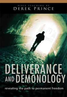 Six CD Series. With the ministry of Jesus as his pattern—supplemented by personal experience—Derek Prince first exposes the nature and activity of demons, then explains the crucial steps to receiving deliverance and permanent freedom.