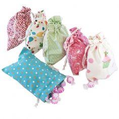 Retro Happy Birthday Treat BagsSet 6 - Modern Lola