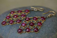 earrings - Cathy Waterman