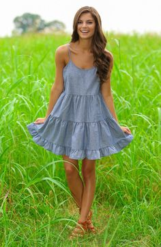 Secrets Revealed Dress - Dresses