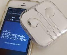 Apple iPhone 7: Mit Earpods und Lightning-Adapter - https://apfeleimer.de/2016/06/apple-iphone-7-mit-earpods-und-lightning-adapter - Eines der Gerüchte, dasam Meisten in Bezug auf das Apple iPhone 7 und iPhone 7 Plus genannt wird, ist der Wegfall der 3,5-mm-Klinke. Angeblich soll Apple zur Platzersparnis darauf verzichten, die typische Klinke für Kopfhörer zu integrieren. Apple iPhone 7: Ohne Kopfhörer-Eingang geplant Kurz na...
