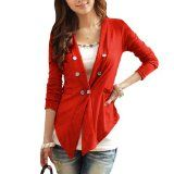 Women Deep V Neck Button Up Autumn Thin Cropped Cardigan - http://betyoudo.com/women-deep-v-neck-button-up-autumn-thin-cropped-cardigan/ #Autumn, #Button, #Cardigan, #Cropped, #Deep, #Neck, #Thin, #Women #Apparel