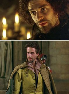 Elizabeth (1998) Starring: James Frain as Álvaro de la Quadra and Joseph Fiennes as Robert Dudley, 1st Earl of Leicester.