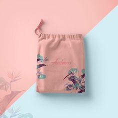 Brand identity bag design. Kurumsal kimlik, çanta tasarımı.
