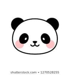 Portfólio de fotos e imagens stock de Gabriyel Onat Cute Easy Drawings, Mini Drawings, Cute Cartoon Drawings, Cute Kawaii Drawings, Cute Animal Drawings, Kawaii Panda, Griffonnages Kawaii, Doodles Kawaii, Cute Doodles