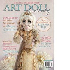 Art Doll Quarterly Summer 2013  * An Endless Journey * by Anastasia Georgiu/anastasia dododolls