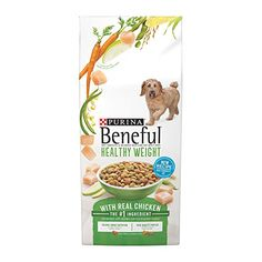 Purina Beneful Healthy Weight With Real Chicken Dry Dog Food  155 lb Bag >>> Click image for more details.