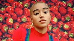 The official website for actress and activist Amandla Stenberg