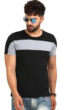 Description Code Fabric Material Cotton Pattern Type Solid Color Colour Multi-Colour Style Casual Sleeves Half Sleeves Neckline Round Neck Fit Type Regular Fit Size Guide Below are body measurement S M L XL XXL Chest Size 36 38 40 Indian Fashion Dresses, African Men Fashion, Fashion Outfits, Mens Cotton T Shirts, Mens Tees, Clothing Hacks, Mens Clothing Styles, Camisa Polo, T Shirts For Women