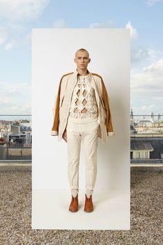 Woo look at that attitude - Death-de-Dior : Jean Paul Gaultier SS14