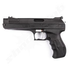 Weihrauch HW 40 PCA Luftdruckpistole Kal. 4,5mm