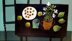 유 Still Life Brushstrokes 유 Nature Morte Paintings - Este MacLeod