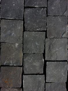 Pavé basalte noir pour allées, bordures, chainettes, terrasses…