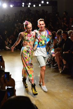 Jeremy Scott keeps fashion alive through Instagram ft celebrities such as Miley Cyrus, Rihanna, and Katy Perry