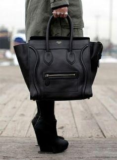 #Bag #Celine #StreetStyle