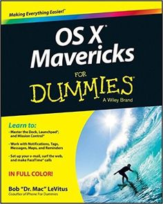 Handy Keyboard Shortcuts for OS X Mavericks - dummies Science Books, Computer Science, Mac App Store, Mission Control, Computer Internet, Keyboard Shortcuts, Facetime, Cool Websites, Books Online