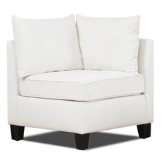 Belle Meade Natural Corner Chair | Overstock™ Shopping - Great Deals on Living Room Chairs