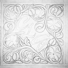 Resultado de imagem para carving leather tutorial