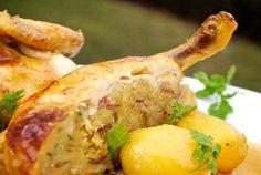 Recept: Plnené kurča | Nebíčko v papuľke