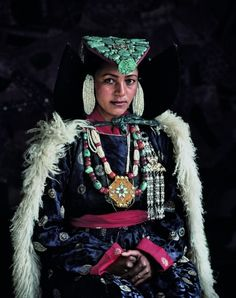 himalayan headdress - Google Search