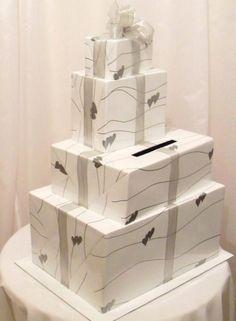 Diy Wishing Well Tower Of Gift Bo