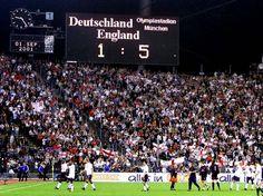 Germania-Inghilterra 1-5
