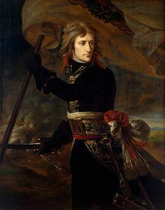 Гро, Антуан - Наполеон Бонапарт на Аркольском мосту