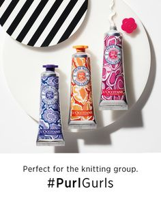 L'Occitane Hand Indulgences Set #PurlGurls #Sephora #Giftopia #gifts #holiday