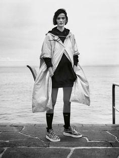 Sam Rollinson by Alasdair mMlellan for UK Vogue March 2014