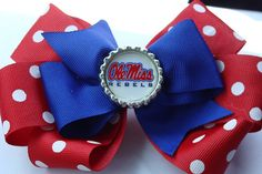 ole miss bow