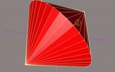 Structures tridimensionnelles Math Figures, Geometric Solids, Pencil Art, Geometry, Cards, Gifs, Google, Optical Illusions, Golden Ratio