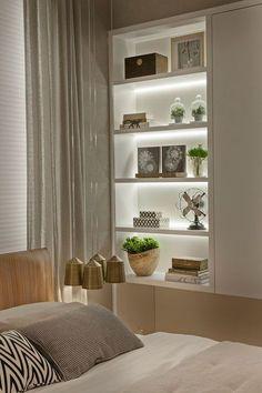 Dining Room Storage With Floating Shelves Home Bedroom, Bedroom Decor, Bedrooms, Dining Room Storage, Interior Decorating, Interior Design, Living Room Decor, Furniture Design, House Design