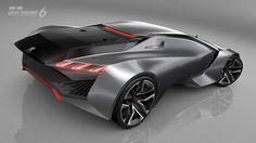 Peugeot Vision GT Concept Is An 875-Horsepower, 875-Kilogram Supercar: Video