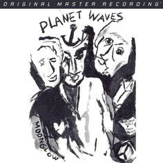 BOB DYLAN - PLANET WAVES (NUMBERED LIMITED EDITION 180G Vinyl LP)