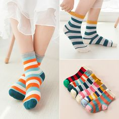 Find More Socks Information about Autumn Kids Short Socks Colorful Gradient Children Socks for Boys Girls Kids Striped Socks School Baby Cute Crew Sox Brand 1 10Y,High Quality sock phone,China sock stock Suppliers, Cheap sock tube from Dreamy Garden on Aliexpress.com