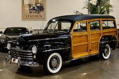1947 Ford Woody Wagon Crevier 010 | 1947 Ford Woody Wagon - … | Flickr