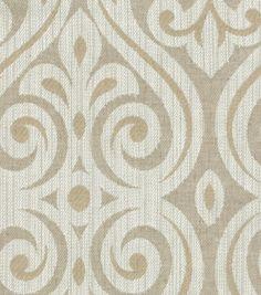 Upholstery Fabric-HGTV HOME Magic Hour Pearl