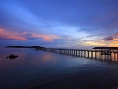 villa in Phuket for rent  - Rawai Beach Pier in Phuket, the largest of Thailand's islands.
