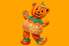 Disclosure: We received a sampleof Bear-o-Lanternfor inclusion in the 2016 Halloween Roundup. SUGGESTEDPRICE: $20 AVAILABLE AT:Build-A-Bear Workshop stores or online at Buildabear.com DESCRIPTION:Straight from the pumpkin patch, it's Bear-o-lantern! This spooky orange Halloween Teddy Bear has a jack-o-lantern face and pumpkin vines on its paws. Personalize this fun Halloween Teddy Bear with a costume to …