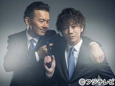 COMING SOON: Partners by Blood starring Takeru Sato