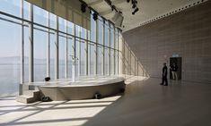Botin Art Center - Martínez Otero Contract Design - Renzo Piano & Luis Vidal
