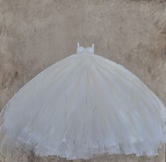 kendall dress painting...perfect for a little girls room