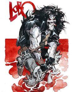 A little #Lobo for you by Matias Bergara  Download this image at nomoremutants-com.tumblr.com  #comicbooks #comicbooks #dccomics   #batman #DamianWayne #joker #gotham #robin #redhood #batmanbeyond #superman #harleyquinn #batgirl #deathstroke #SuicideSquad #dkr #DK3 #wonderwoman #catwoman #justiceleaguetheanimatedseries   #bvs #thekillingjoke #batmanvsuperman #JusticeLeague #injustice2 #nightwing #deadshot #batmantheanimatedseries #flash http://ift.tt/2i88kwn